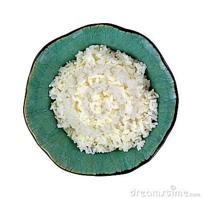 Minute Rice Decorative Bowl