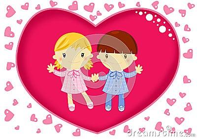 Miłość przy szkołą