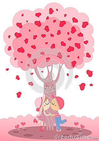 Miłości drzewo