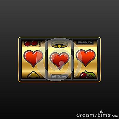 Miłości maszyny szczelina