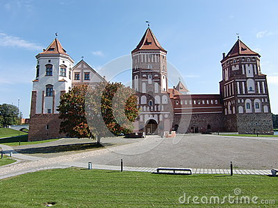 Mir Castle Complex (Belarus)