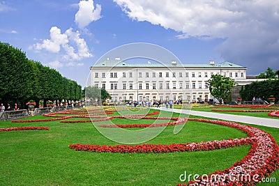 Mirabell garden, Salzburg