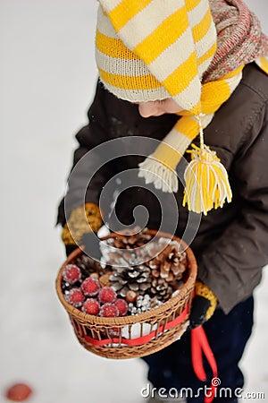 Miracle basket