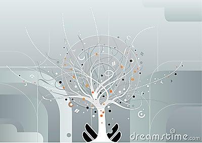 Miracle tree vector