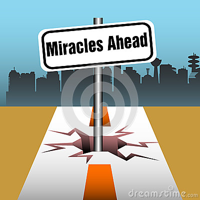 Miracles ahead