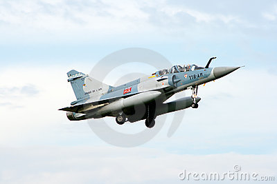 Mirage 2000 Editorial Photography