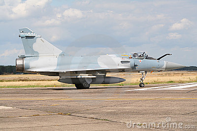 Mirage 2000 jet plane