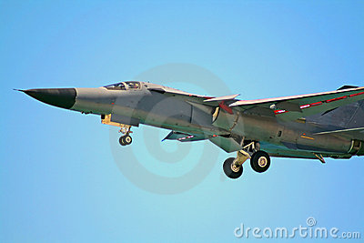 General Dynamics F 111 Strategic Bomber