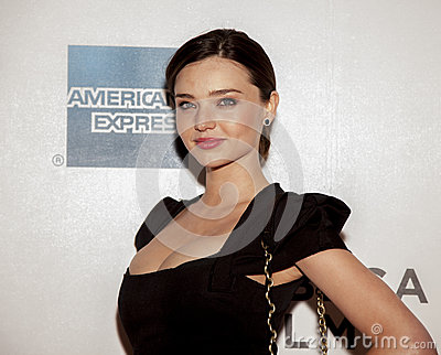 Miranda Kerr Editorial Photo