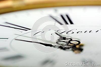 Mire el tiempo