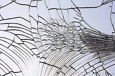 Miroir bris cass images libres de droits image 25977149 for Simone sausse le miroir bris
