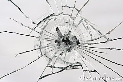Miroir cass photographie stock libre de droits image for Le miroir casse