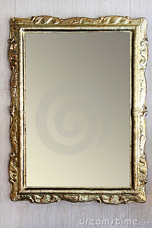 Miroir rustique photos libres de droits image 22539298 for Miroir rustique