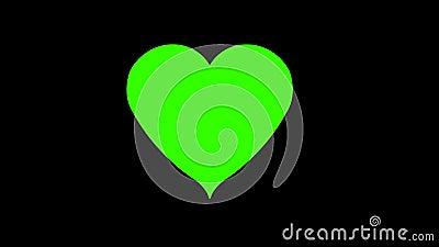 miroiter le coeur esp?rant trouver l'amour illustration stock