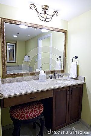 Awesome Bathroom Mirrors Over Vanity  Bathroom_Mirror_Vanity_makeover1