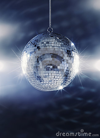 Free Mirror Ball Stock Images - 33914004
