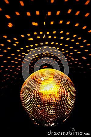 Free Mirror Ball Stock Photography - 8897312