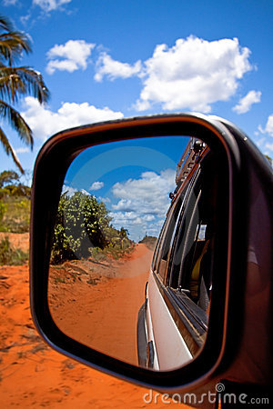 Mirror on the Road