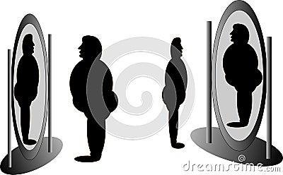 Mirror vs. me