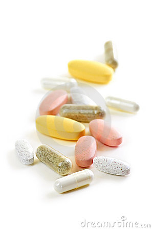 Miscela delle vitamine