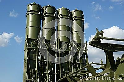 Misiles antiaéreos rusos modernos