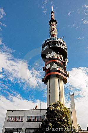 Free Misina TV Tower In Pecs, Hungary Royalty Free Stock Image - 12786186