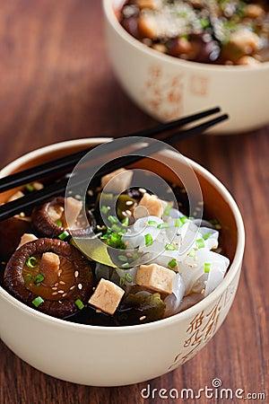 Free Miso Soup Stock Photos - 27907323