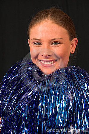 Miss America Cheerleader 1