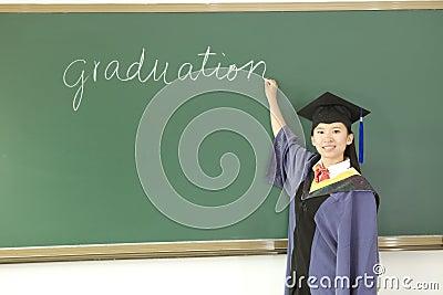 A miss graduate