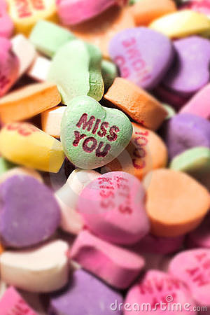 Miss you candy