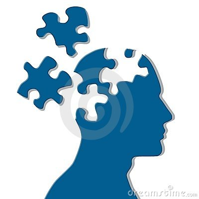 Free Missing Pieces Mental Puzzle Stock Images - 4824784