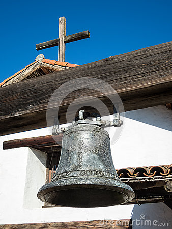 Free Mission Bell, San Francisco Solano Stock Photos - 83026003