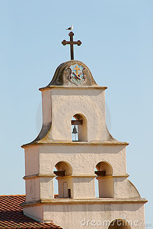 Free Mission Bells Royalty Free Stock Photos - 11962258