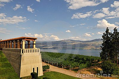 Mission Hill Winery in Kelowna
