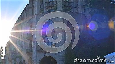 Mission Inn stock footage