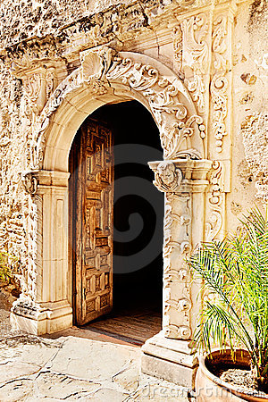 Free Mission San Jose Royalty Free Stock Images - 21586409
