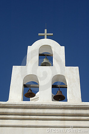 Free Mission San Xavier Del Bac Royalty Free Stock Photography - 657497