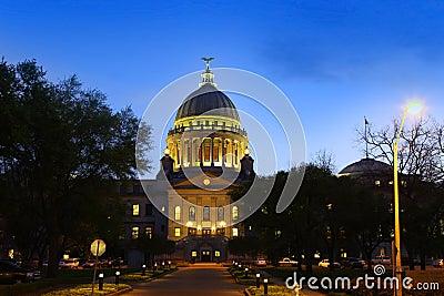 Mississippi capital building