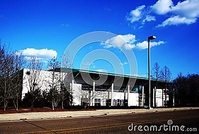 Mississippi State University Sanderson Building
