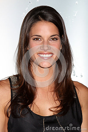Missy Peregrym Editorial Stock Image