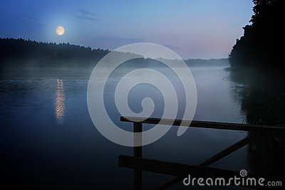 Mist Royalty Free Stock Photo - Image: 25783305