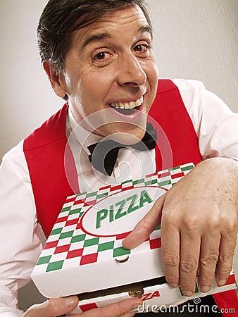 Mister pizza.