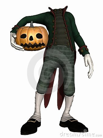 Mister Pumpkin - Halloween Figure