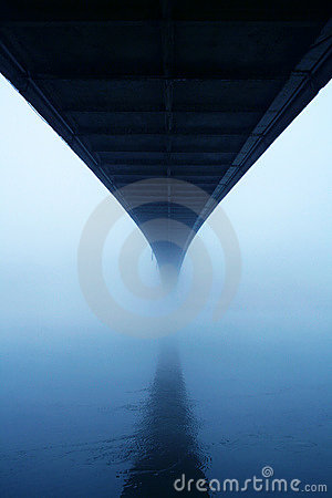 Free Misty Bridge Stock Photos - 2821113