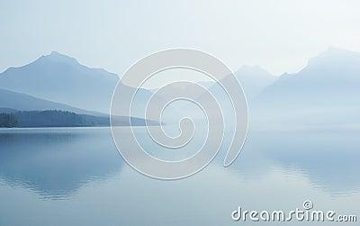 Misty Lake A 8-07