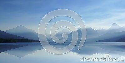 Misty Lake H 8-07