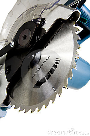 Free Miter Saw Royalty Free Stock Image - 3999426