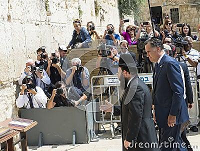 Mitt Romney Editorial Image
