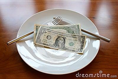 Mittagessen 2dollar