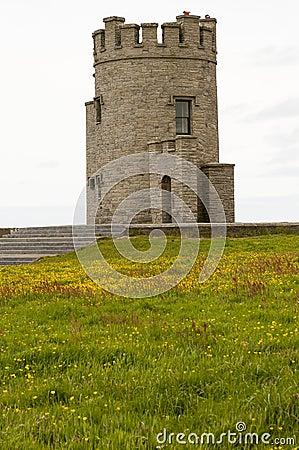 Mittelalterlicher irischer Turm
